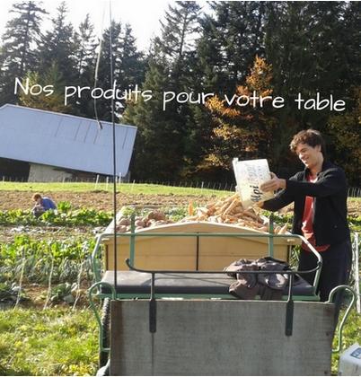 Accueil à la ferme en Chartreuse - Gîte le Chant de l'Eau