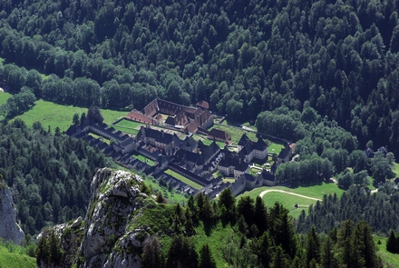 monastère-grande-chartreuse